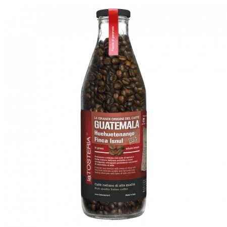 GUA-6-H-Caffè-di-singola-origine-Guatemala-Huehuetenango-Finca-Isnul-/-bottiglia-350-gr.-grani
