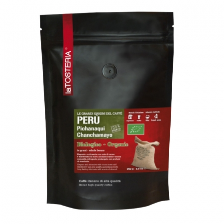 PER-9-C-Caffè-di-singola-origine-Peru-Pichanaqui-Chanchamayo-Bio-/-busta-250-gr.-grani