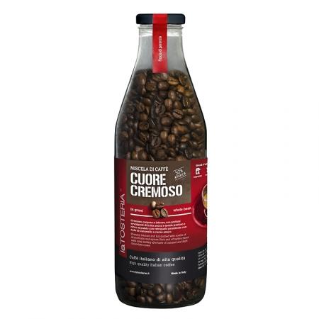 CRE-6-Miscela-di-caffè-Cuore-Cremoso-/-bottiglia-350-gr.-grani