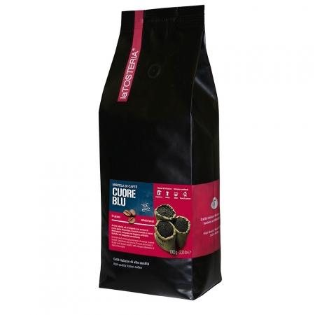 BLU-1-Miscela-di-caffè-Cuore-Blu-/-busta-1-kg.-grani