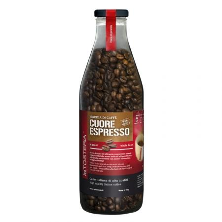 ESP-6-C-Miscela-di-caffè-Cuore-Espresso-/-bottiglia-350-gr.-grani