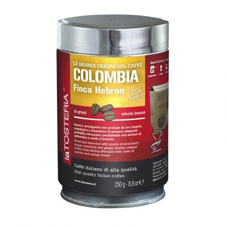 COL-7-H-Caffè-di-singola-origine-Colombia-Finca-Hebron-/-latta-250-gr.-grani