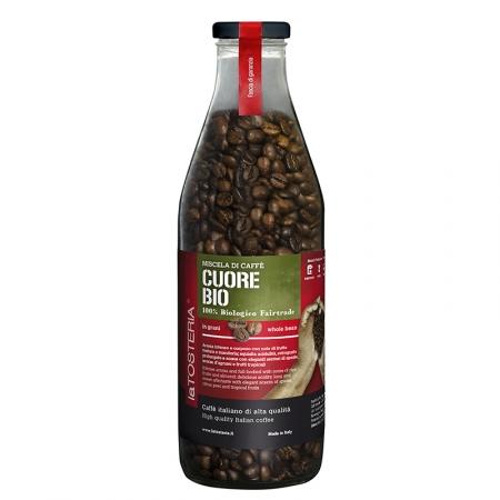 BIO-6-C-Miscela-di-caffè-Cuore-Bio-/-bottiglia-350-gr.-grani