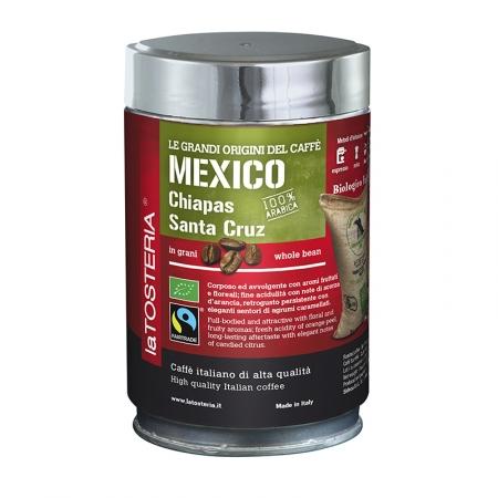 MEX-7-C-Caffè-di-singola-origine-Mexico-Santa-Cruz-Chiapas-Bio-/-latta-250-gr.-grani