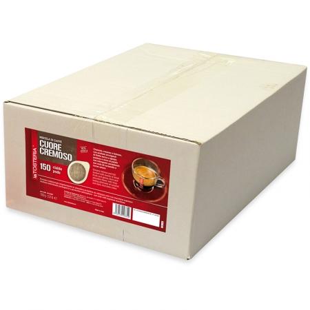 CRE-150-Miscela-di-caffè-Cuore-Cremoso-/-confezione-150-cialde